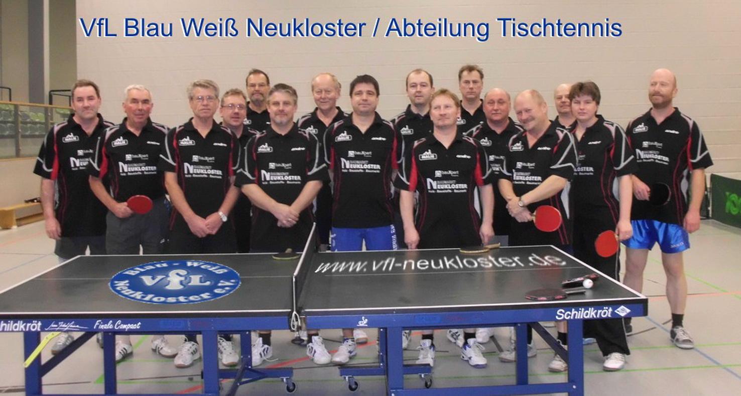 31.01.2013 Neukloster TT-Teams